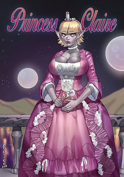 Princess Claire Ch. 0-2