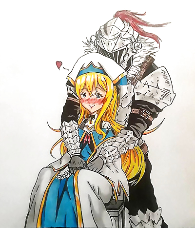 Goblin Slayer x Priestess