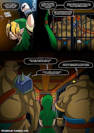 The Legend of Zelda: The..