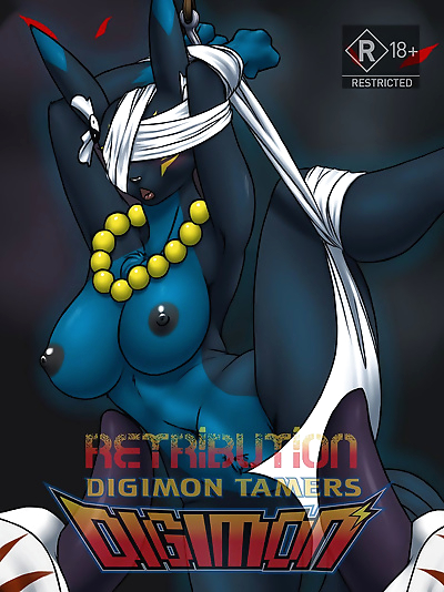 Digimon: retribution - by..