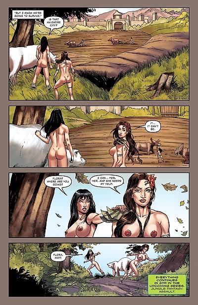 Jungle Fantasy - Survivors..
