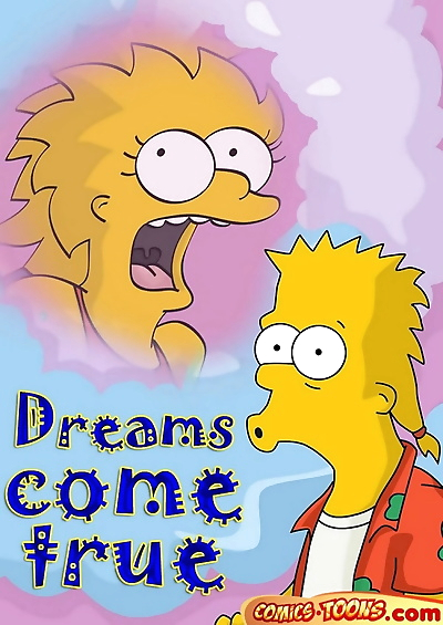 Comics Toons – Dreams come..