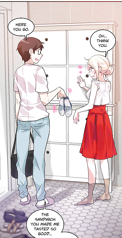 A Perverts Daily Life • Chapter 16: Ticklish and Hot