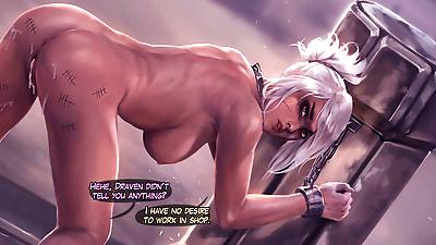 Reward 43- The fall of Riven - part 5