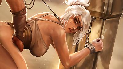 Reward 43- The fall of Riven - part 4