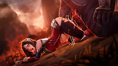 Reward 42- Fall of Irelia - part 2