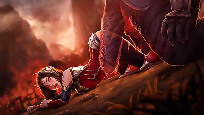 Reward 42- Fall of Irelia - part 6