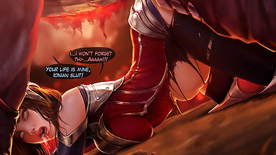 Reward 42- Fall of Irelia