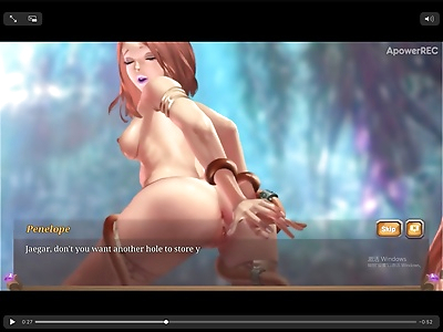 Crystal Maidens - Special Album Screen Capture - part 3