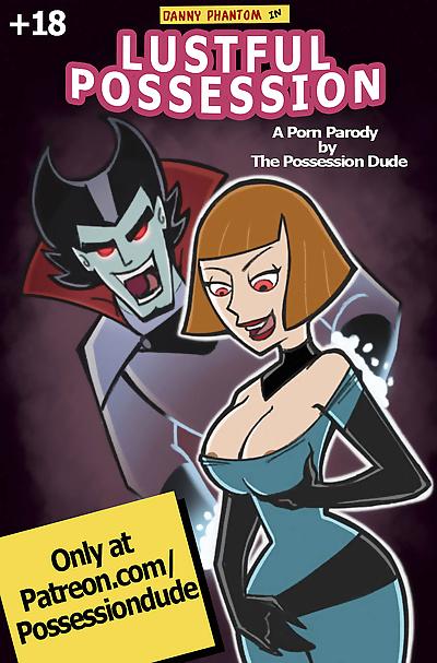 Lustful Possession - Danny Phantom - part 3