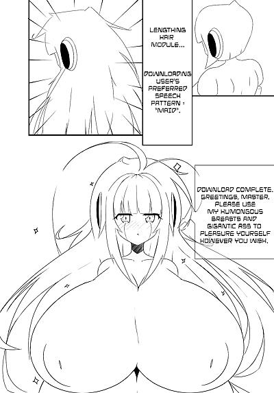 Virus Girl Expansion
