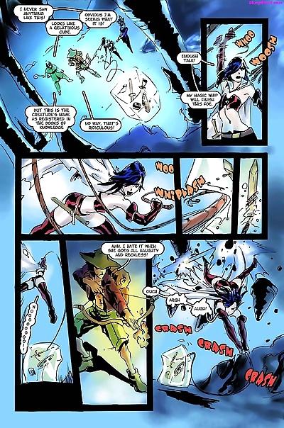 Slimy Thief Origins - part 4