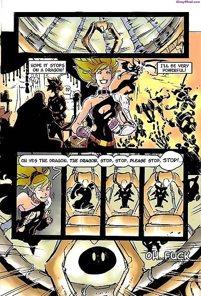 Slimy Thief Origins - part 3