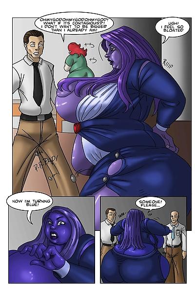 Blueberry Vengeance