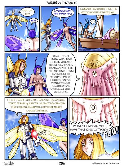 Fairies vs Tentacles Ch. 1-3 - part 13