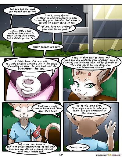 Change of Rules 2: Inner Treatment
