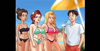 Summertime Saga CG part 9 Roxxy v0.16 - part 3