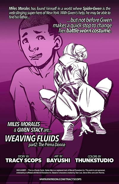 Weaving Fluids #2
