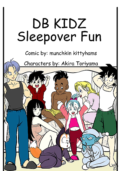 Sleepover Fun