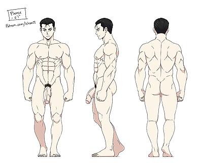 Artist - Ichan - Male & Female - part 4