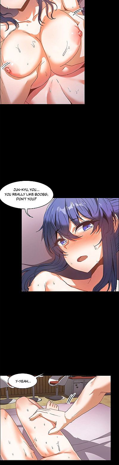 The Girl That Wet the Wall Ch 48 - 50 - part 2