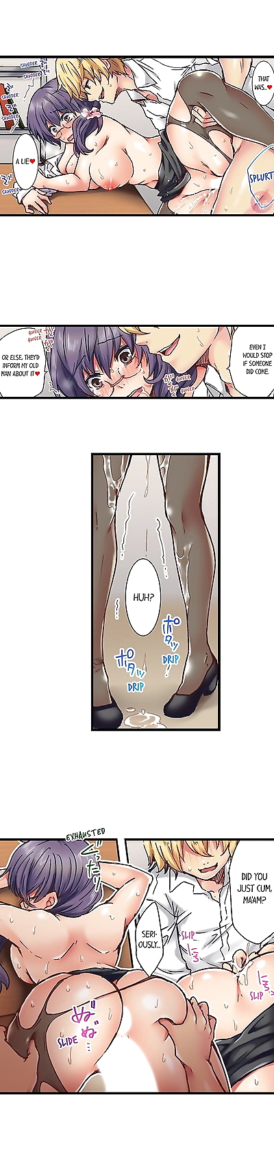 Shino Rewarding My Student with Sex Ch.6/? English Ongoing - part 3