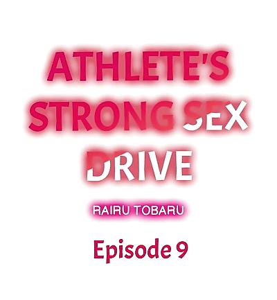 Toubaru Rairu Athletes Strong Sex Drive Ch. 1 - 12 English - part 4